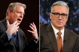A Republican's wet dream: Olbermann v. Gore