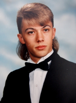 The 1987 Players present: Short Christian with mullet condemns leering homosexual