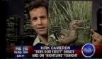 Kirk Cameron disproves evolution