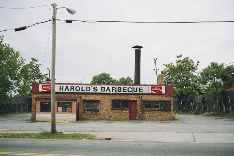 Harold's BBQ gets a reprieve