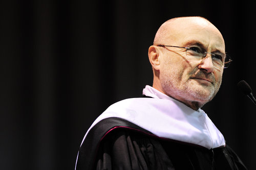 Commencement People Phil Collins
