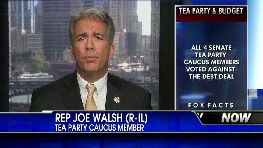 Loser Tea Party congressman refuses to apologize for being a douchebag