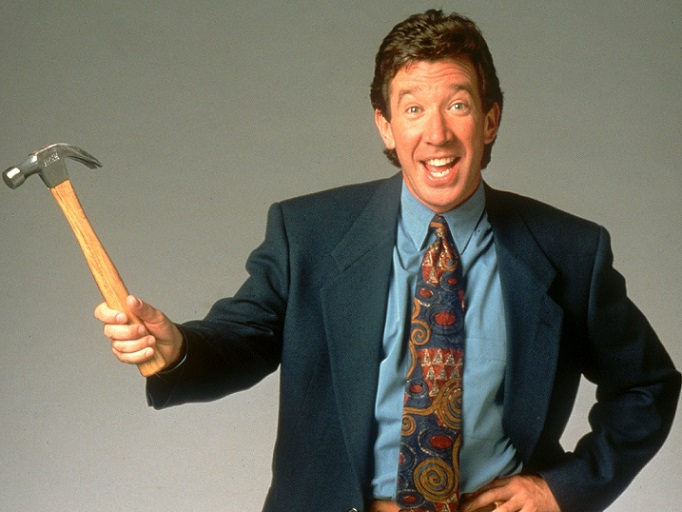 Tim Allen is mad he can't say the 'N-word'