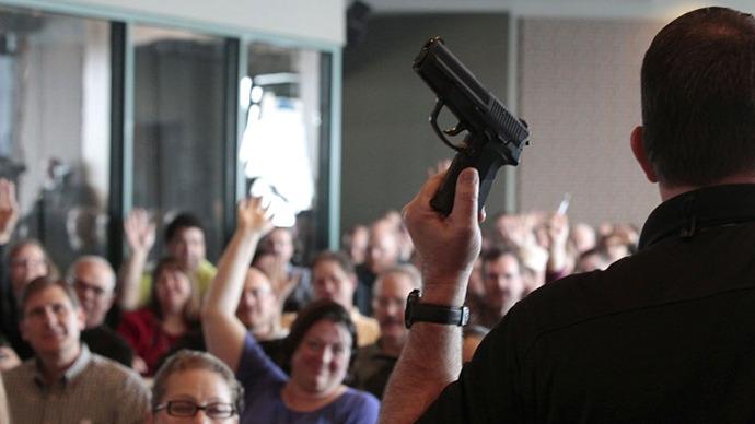 Georgia's insane gun bill becomeslaw