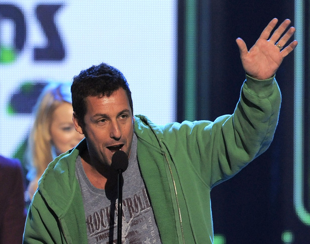 Adam Sandler gets the review hedeserves