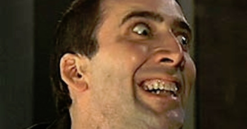 Nic Cage was just eaten by theshark