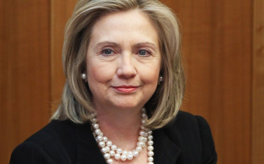 Hillary's foreign policy resume includes voting for Iraq War
