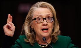 Hillary Clinton testifies
