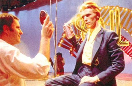 Bowie on SoulTrain