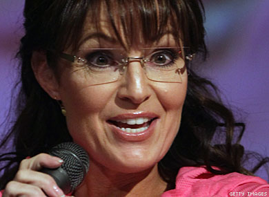 Sarah Palin overwhelmed by her ownincoherence