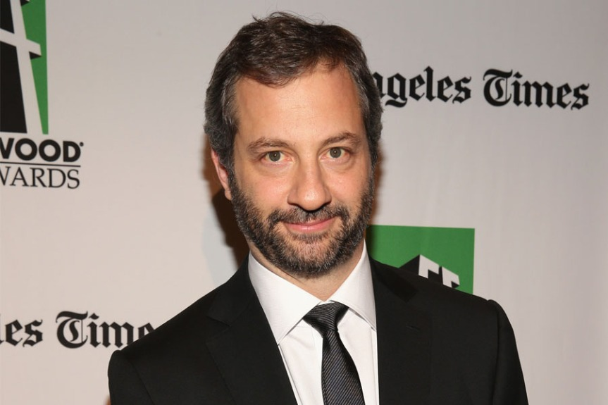 Judd Apatow goes there, calls O.J. amurderer